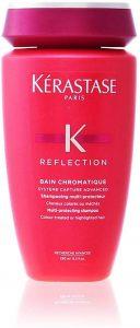 meilleur shampoing pour cheveux colorés